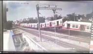 हैदराबाद ट्रेन हादसा: टक्कर से कई फुट हवा में उछल गई थी बोगियां, Video देखकर आपकी रूह कांप जाएगी
