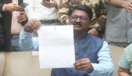 President Kovind accepts Shiv Sena MP Arvind Sawant's resignation