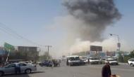 अफगानिस्तान की राजधानी काबुल में कार में जबरदस्त धमाका, सात लोगों की मौत, कई घायल