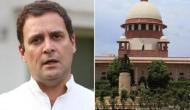 चौकीदार चोर है मामला: SC ने राहुल गांधी को लगाई फटकार, कहा- बयानबाजी में कोर्ट को न घसीटें