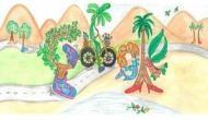 Children's Day के मौके पर Google ने बनाया ये खास Doodle, बच्चों को दिया तोहफा