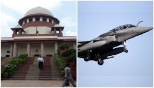 Supreme Court dismisses Rafale review petitions