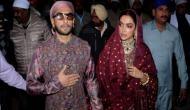 Watch: Ranveer Singh, Deepika Padukone offer prayers at Golden Temple in Amritsar