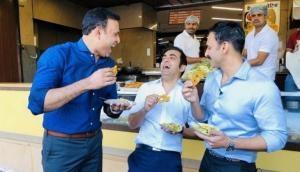 VVS Laxman does the unthinkable, makes Gautam Gambhir laugh out loud!