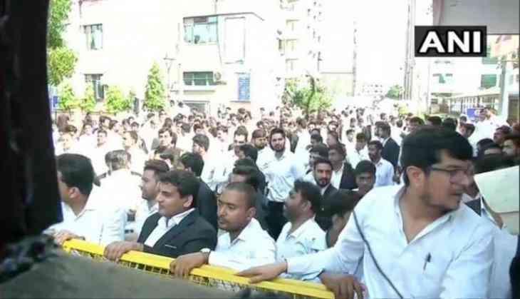 Lawyers' strike enters 11th day in Delhi
