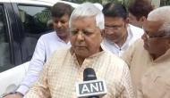 Lalu Yadav slams Bihar govt accusing it of 'undignified' treatment to Vashishtha Narayan Singh's mortal remains