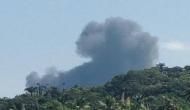 भारतीय नौसेना का मिग 29K लड़ाकू विमान गोवा में क्रैश, दोनों पायलट सुरक्षित