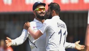 Virat Kohli all praises for 'dream squad' of  Mohammed Shami, Umesh Yadav, Ishant Sharma