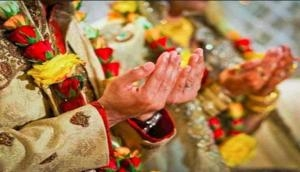Gangster serving life term takes wedding vows inside jail premises