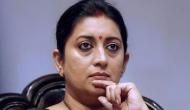 Smriti Irani: Over 1,500 cases of child marriage reported between 2013-17