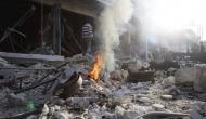 सीरिया के अल-बाब में जबरदस्त विस्फोट, 14 लोगों की मौत 33 घायल