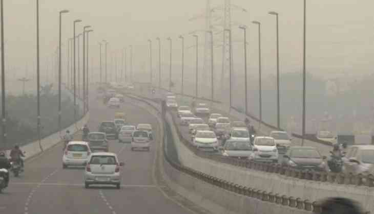 Delhi air quality plunges to 'poor' again after brief respite
