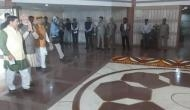 PM Modi arrives for all-party meeting at Parliament