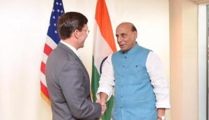 Rajnath Singh holds bilaterals with US, Japan on sidelines of ASEAN Defence Ministers Meeting-Plus