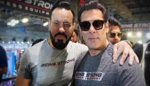 Salman Khan shares pic with bodyguard Shera, says 25 years and still Being strong