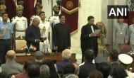 Justice Sharad Arvind Bobde takes oath as 47th CJI