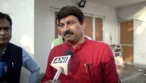 रिया चक्रवर्ती गिरफ्तार: BJP सांसद मनोज तिवारी का बयान- अब होगा दूध का दूध, पानी का पानी