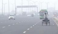 Delhi's air quality improves to 'moderate' category