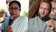 ममता ने कहा- भाजपा से पैसे लेती है AIMIM तो भड़के ओवैसी, बोले- तुष्टिकरण करती है TMC