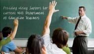 इस राज्य के विश्वविद्यालयों में होगी साढे चार हजार से अधिक असिस्टेंट प्रोफेसर की भर्ती