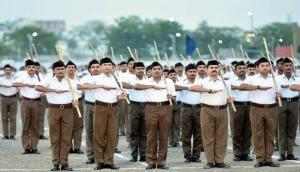 25-day training camp of RSS volunteers begins in Nagpur