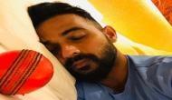 IND vs BAN: अजिंक्य रहाणे के सपने में आ रही हैं 'पिंक गेंद'
