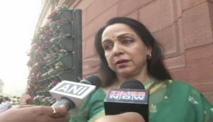 Hema Malini thanks PM Modi for introducing integrated education scheme