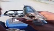Madhya Pradesh: TikTok video with pistol lands youths in jail