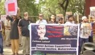 Maharashtra students demand investigation in Fathima Latheef case, show solidarity with JNU protests