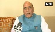 Prerogative of governor: Rajnath Singh on Maha govt formation