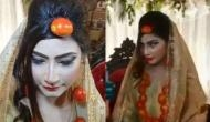 Pakistani bride wears jewellery made of tomato instead of gold; reason will tickle your funny bones!