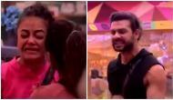 [Video] Bigg Boss 13: Devoleena left crying after Vishal Aditya Singh reveals her secret