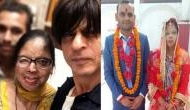 एसिड अटैक सर्वाइवर को शाहरुख खान ने दी शादी की शुभकामनाएं, फैंस बोले- एक ही दिल है साहब कितनी बार जीतोगे