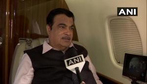Maharashtra govt formation: Shiv Sena-NCP-Congress alliance opportunistic, says Nitin Gadkari