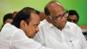 महाराष्ट्र: अजित पवार को चाचा शरद पवार फिर से बना सकते हैं विधायक दल का नेता