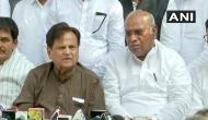Black spot in history of Maharashtra: Ahmed Patel on Ajit Pawar backing BJP