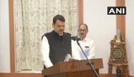 BJP सांसद का बड़ा दावा, 40 हजार करोड़ के लिए फडणवीस ने किया था CM बनने का ड्रामा