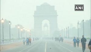 Delhi: Air Quality Index at poor category in Rohini, Jahangirpuri areas