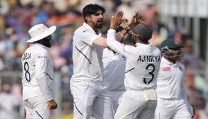 Day-night Test: Ishant Sharma, Umesh Yadav star as India defeat Bangladesh by innings and 46 runs