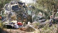 पेरू में दर्दनाक सड़क हादसा, यात्रियों से भरी बस खाई में गिरी, 10 की मौत 20 घायल