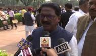 Maharashtra floor test: Shiv Sena's Arvind Sawant, says 'Will prove our majority 100 per cent'