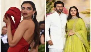 Deepika Padukone accidentally reveals Alia Bhatt and Ranbir Kapoor are getting married