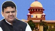 महाराष्ट्र: सुप्रीम कोर्ट का बड़ा फैसला, फडणवीस सरकार को 30 घंटे में साबित करना होगा बहुमत