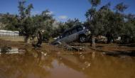 ग्रीस में आंधी और बारिश ने बरपाया कहर, तीन लोगों की मौत