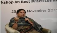 WB adopted most of Poshan Abhiyan elements but would not declare it: Smriti Irani