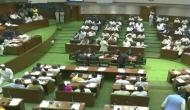 Maharashtra government formation: Assembly members take oath sans CM's swearing-in