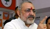 Giriraj Singh: Appeasement is root cause of terrorism and religious conversion
