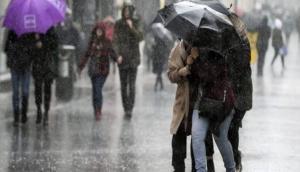 Weather Report: मौसम विभाग ने जारी किया पूर्वानुमान, आज जमकर हो सकती है बारिश