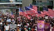 China accuses US of 'interference' after Trump signs Hong Kong legislation