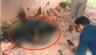 महिला डॉक्टर की रास्ते में पंचर हुई स्कूटी, घर फोन कर कहा- डर लग रहा, सुबह मिली जली हुई लाश